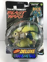 Transformers Beast Wars Maximal Cheetor Deluxe Transmetals 1997 Kenner - $59.39