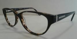 Anne Klein Eyeglasses AK5016 001 Black Tortoise 52MM - $22.43