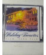 Holiday Favorites from John Tesh CD - $5.99