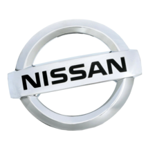 For 15-19 Versa New  Front Grille Emblem Genuine (Nissan) Logo  OE - $50.44