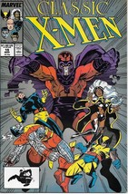 Classic X-Men Comic Book #19 Marvel Comics 1988 Near Mint New Unread - $2.99