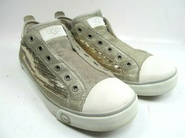 UGG  Laela 3316 Womens Sequined Sneakers Size US 8 - $31.68