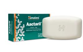 Himalaya Aactaril Medicated cleansing soap-75 g - $8.72