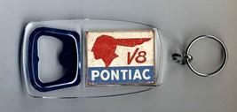 Pontiac Bottle Opener Keyring NEW - £5.59 GBP