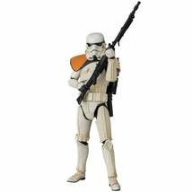 Medicom Toy MAFEX Star Wars: Episode IV Sandtrooper Japan version NEW F/S - $91.02