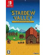 [Switch] Star Dew Valley Collector's Edition Game Soft New from Japan - $345.22
