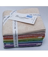 20 Ct Fat Quarter Bundle Sorbet Botanicals Florals Pastel Colors Precuts... - $59.97