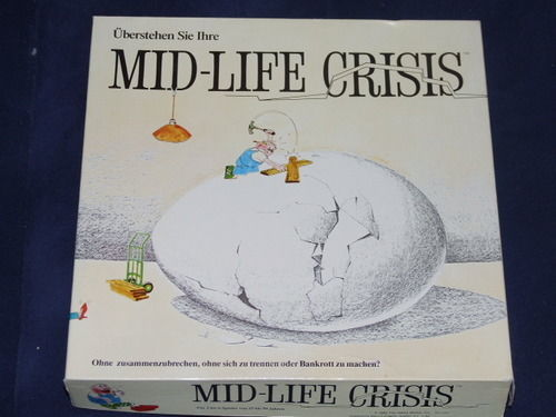 Can You Survive Your Mid-Life Crisis Board Game [NEW]