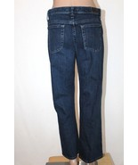 """LEE """"At the Waist"""" Women's 12 P Petite Relaxed Straight Leg Jeans 27"""" In... - $27.08"""