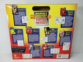 Marvel's Greatest Super Heroes, Toy Biz, 1995 Collectors Sig. Ed. 8 Action Fig. - $99.97