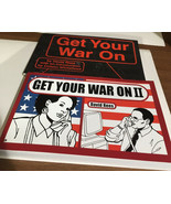 Get Your War On I and II Book Combo - $10.39