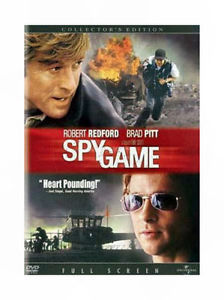 BRAND NEW FACTORY SEALED DVD Spy Game (DVD, 2002, Widescreen Collectors Edition)