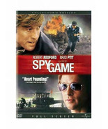 BRAND NEW FACTORY SEALED DVD Spy Game (DVD, 2002, Widescreen Collectors ... - $12.86