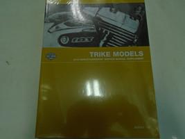 2016 Harley Davidson Trike Models Service Shop Repair Manual Supplement New 2016 - $98.99