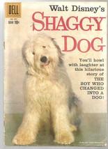 Walt Disney's Shaggy Dog #985 Dell Comics 1959 - $24.85