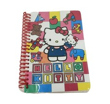 NEW IN PACKAGE SANRIO HELLO KITTY 40 SHEET JOURNAL 2010 SPIRAL NOTEBOOK ... - $18.70