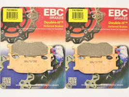 EBC HH Rear Brake Pads 2006 2007 2008 2009 2010 2011 ZX14 ZX14R ZZR1400 FA254HH
