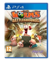 Worms Battlegrounds (Ps4) - $24.01