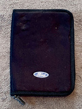 Case  *CASE ONLY* FORD Owners Manual OEM cloth style Pouch