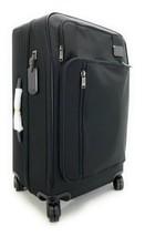 Tumi Merge Short Trip Expandable Suitcase Black Packing Case Travel Luggage - $742.50