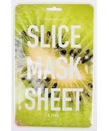 KOCOSTAR Slice Mask Kiwi - $5.87