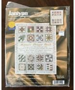 Janlynn Cross Stitch Kit Mothers Prayer Quilt NEW Sealed - $15.99