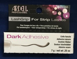 ARDELL PROFESSIONAL DARK LASH GRIP FOR STRIP ADHESIVE net wt .0.25 oz - $2.96