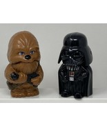 2 Pack Star Wars Flashlights Darth Vader And Chewbacca Collectors Item - $16.82