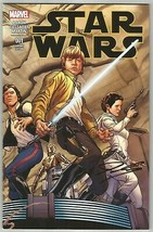 Joe Quesada 1:100 Star Wars 1 Marvel Comics Variant Cover Art SIGNED Jas... - $49.49