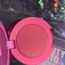 NEW IN BOX Kaja Beauty Bento Bouncy Shimmer Eyeshadow Trio Hella Azalea  image 3