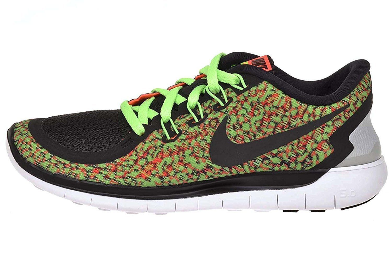 a917330b4d9d Nike Womens Free 5.0 Print Running Shoes and similar items. S l1600