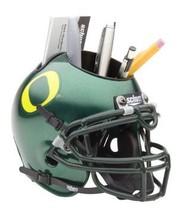 Oregon Ducks NCAA Football Schutt Mini Helmet Desk Caddy - $21.95