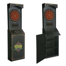 Arcade Electronic Dart Board 24 Game w 132 Options and 5 Cricket Games 8... - $339.62