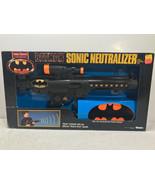 Vintage 1990 Batman Sonic Neutralizer Dark Knight Collection - Kenner FS - $33.85