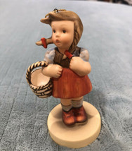 Vintage Berta Hummel Reproduction Collectible Christmas Ornament by Schmid. - $9.90