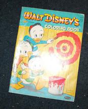 Walt Disney's Coloring book Huey Dewey Louie - $16.98