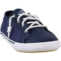 Sperry Womens Lounge LTT Mesh Casual Sneakers, Navy, 8 - $56.98 CAD
