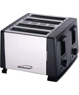 Brentwood Appliances TS-284 4-Slice Toaster - $38.68