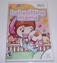 Babysitting Mama (Nintendo Wii, 2010) - €6,28 EUR