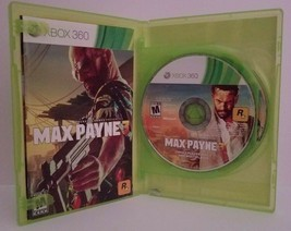 Max Payne 3 (Microsoft Xbox 360, 2012) Complete with Case and Manual - $13.85
