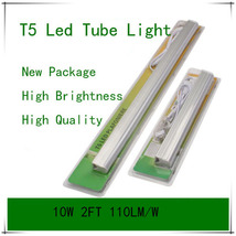 25pcs/lot  LED TUBE T8 light lamp 2ft 10W  bulb... - $65.00