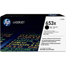HP 653X Original Toner Cartridge - Single Pack - Laser - High Yield - 20... - $126.41