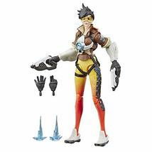 """Hasbro Overwatch Ultimates Series Tracer 6"""" Collectible Action Figure - $20.89"""