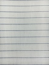 Zweigart Waste Canvas 7.5 Mesh for Cross Stitch White with Blue Easy Count Lines - $6.60+