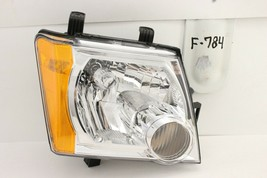 OEM HEADLIGHT HEAD LIGHT LAMP HEADLAMP NISSAN XTERRA CHROME 08-14 -low m... - $84.15