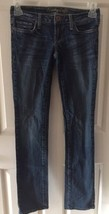 American Eagle AEO Women's Straight 77 Jeans Size 0 Casual 32 Inseam Low... - $10.36