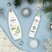 ($12 Value) Dove Radiantly Refreshing Holiday Gift Set Dry - $25.48