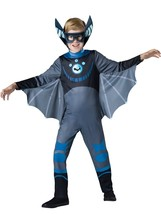 Incharacter Salvaje Kratts Murciélago Azul Estándar para Niños Disfraz H... - $30.49
