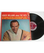 Roger Williams PLAYS THE HITS LP Record KS-3414 Kapp Label Stereo MINT- - $4.84