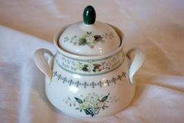 Royal Doulton Provencal  Covered Sugar Bowl TC1034 - $18.01